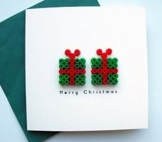 Handmade Christmas Presents Christmas Card