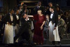 Crítica de La Bohème. Puccini. Washington
