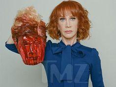 Sarah Palin Condemns 'Sick Audacity' of Kathy Griffin's Trump Beheading Photo - Breitbart