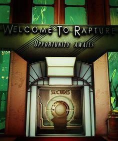 Bioshock's Rapture