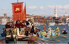 17 MAGGIO 2015 - FESTA DELLA SENSA Venezia Lo Sposalizio del Mare torna a incantare