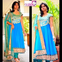 One of my most favorite and popular anarkali design #throwbackthursday