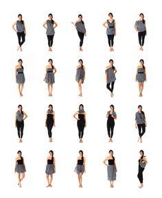 {r}evolution apparel | the versalette