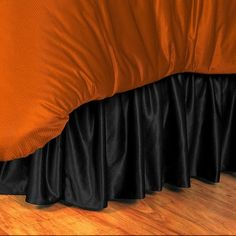 Our  Baltimore Orioles Bedskirt by Sports Coverage is a great addition to your MLB team comforter. Each officially licensed MLB bedskirt is made of 100% polyester jersey mesh to coordinate with our Baltimore Orioles Sidelines Collection This solid color Jersey Mesh bedskirt looks and feels like a real MLB Jersey.Product Info:• Material: 100% Polyester Jersey Mesh• Featuring authentic solid team colors• League: MLB• Team: Baltimore Orioles • Machine Washable in cold water / Tumble dry low ...