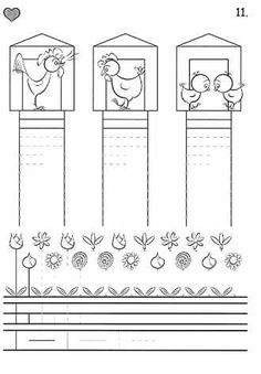 интересные прописи для дошкольников, скачать Preschool Writing, Preschool Classroom, Kindergarten, Montessori Activities, Motor Activities, Activities For Kids, Tracing Worksheets, Preschool Worksheets, Kids English