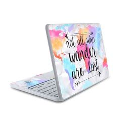 HP Chromebook 11 Skin - Wander