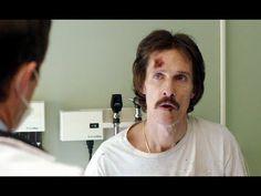 Espectacular transformación de Matthew McConaughey en el tráiler de 'Dallas Buyers Club' | #Trailer