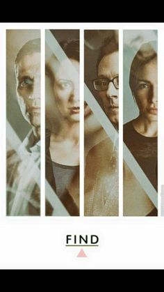 Find. Person of Interest