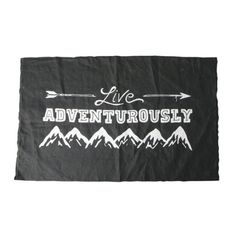 I wanna meet someone who's going to be like 'hey wake up, I'm taking you on an adventure'