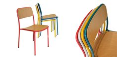 Verso / chair : MARK Product