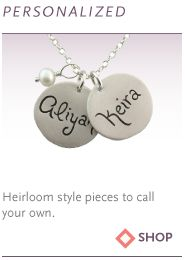 Necklace for me!  Mothers day gift, perhaps?