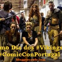 Já ouviste o Áudio do Dia? 'Ultimo dia dos #Vikings na #ComicConPortugal!' por Alex e Bea no nosso #SoundCloud! https://soundcloud.com/alexebea/ultimo-dia-dos-vikings-na-comiccon-portugal?utm_source=soundcloud&utm_campaign=share&utm_medium=twitter