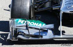 #F1 #Mercedes #MercedesAMGPetronasF1 #F1W04 #MercedesF1W04 #F12013 #F1CarLaunch #F1PARK