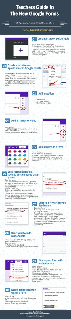 Put Google Forms to Work in Your Classroom Google, Google