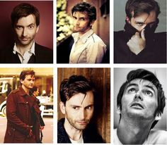 For those in love with Tennant, here's some eye candy