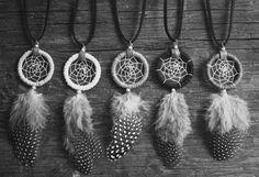 Imagen de Dream, dreamcatcher, and feather