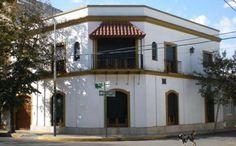Casa del Dr. Raul Alfonsin, Chascomus, Provincia de Buenos Aires.