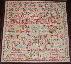 Sidonie Chabrel 1899