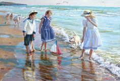 By Alexander Averin - #painting  Google+