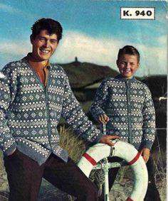 Gratis mønster – Norwegian Knit