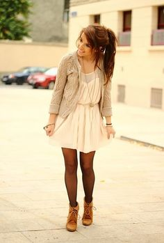 Light dresses for Autum.