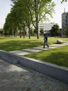 TU Campus, Mekelpark, (Delft, the Netherlands)