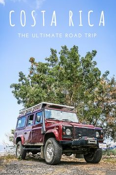 The best way to get off the beaten track in Costa Rica? Go on an epic road trip! Use this guide to find the secret spots others will miss.