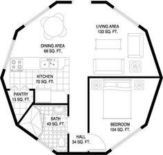 Circular house map 2