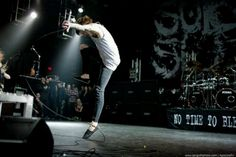 DeviantArt: More Like Mitch Lucker-Lucky foot stomp GIF by ComeAtMePeasants Mitch Lucker, Patrick Stump, Amy Lee, Education Humor, Wedding Tattoos, Orphan Black, Hayley Williams, Favim, Architecture