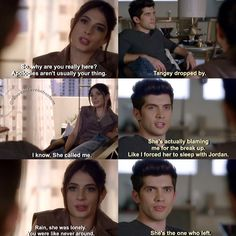 """#FamousInLove 1x02 """"A Star Is Torn"""" - Alexis and Rainer"""