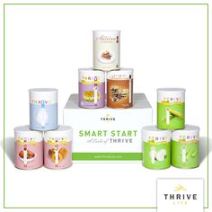 Are you new to Thrive Life? Get to know our products with A Taste of THRIVE! It lets you try out all our best-selling foods in 3 monthly shipments, and gives you tips and recipe ideas for using them in your family's favorite meals. Here are the foods that come in Month 1! www.letscook.thrivelife.com