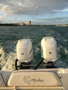 Sea Trial Twin 350 Mercury #peprigging #azmboats #somiami Speed Fun, Power Boats, Mercury, Miami, Twin, Racing, Sea, Running, Auto Racing