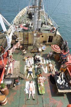 The Boat That Rocked: Pirate Radio. #moviewedding