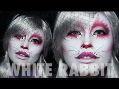 White Rabbit Makeup Tutorial | Alice in Wonderland