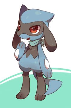 lucario-theaurapokemon: LOG13 Artist: ひでこ via pixiv