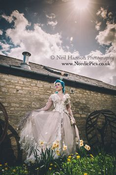 #neilhansonphotography #roiseredcorsetry #wortonhall #julesmakeupandhair