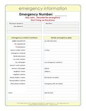 Filofax Pocket Size Address Inserts Contact Sheet And Address