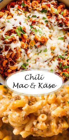 Das beste Chili Mac und Käse The best chili mac and cheese Related posts: Healthy Mac and Cheese with zoodles (zucchini noodles) or regular pasta. … Best Vegan Mac And Cheese Zoodle Mac & Cheese Zucchini Noodles Mac & Cheese Chili Recipes, Veggie Recipes, Pasta Recipes, Mexican Food Recipes, Crockpot Recipes, Healthy Recipes, Ethnic Recipes, Veggie Chili, Vegetarian Chili