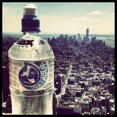 Quellwasser in New York City Foto: Janet Braun