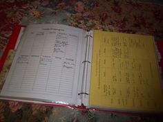 My Household Notebook | The Proverbs 31 Woman