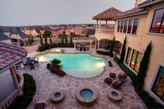 Tour a Mediterranean-Inspired Home in Frisco, Texas | HGTV.com's Ultimate House Hunt | HGTV