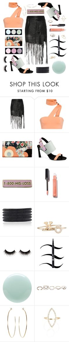 """on.to.the.next.one."" by ell-richards ❤ liked on Polyvore featuring Magda Butrym, ONIA, ZoÃ« Chicco, Dollup Beauty, Eve Snow and GUESS"