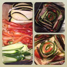 Arcobaleno di verdure!