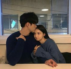 Korean Fashion On The Streets Of Paris Relationship Goals Pictures, Couple Relationship, Cute Relationships, Relationship Memes, Relationship Problems, Korean Girl Ulzzang, Couple Ulzzang, Couple Goals, Cute Couples Goals