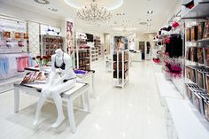 Baci Lingerie Mono Store interior in Budapest (Hungary) <3<3<3<3<3