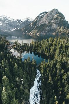 landscape photography forest with a lake and mountains in the back beautiful serene location for camping and hiking travel photography Landscape Photography, Nature Photography, Travel Photography, Vancouver Photography, Photography Jobs, Brighton Photography, Photography Gloves, Photography Hashtags, Photography Outfits