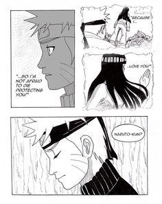 NaruHina comic | NaruHina Comic Pg. 2 by GreenifyME