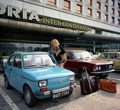 Fiat 126, Warsaw Pact, Old Photography, Car Advertising, Luftwaffe, Eastern Europe, Vintage Photographs, Old Cars, Cars And Motorcycles