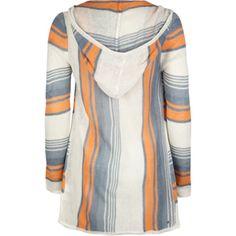 O'Neill Pueblo Women's Hooded Sweater $57.99 at tillys.com