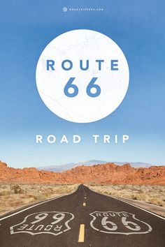 Take an epic road trip down Route 66!